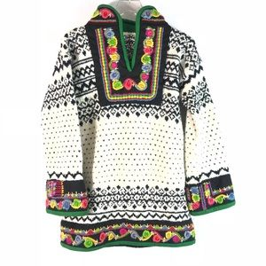 Sweaters - Gorgeous Knit Sweater with Heavy Stitching